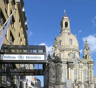 Pauschalreise Hotel Deutschland, Sachsen, Hilton Dresden in Dresden  ab Flughafen Bruessel