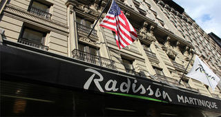 Pauschalreise Hotel USA, New York & New Jersey, Radisson Martinique on Broadway in New York City  ab Flughafen Berlin-Tegel