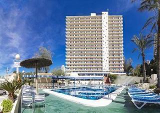 Pauschalreise Hotel Spanien, Costa Blanca, Poseidon Playa in Benidorm  ab Flughafen Berlin-Tegel