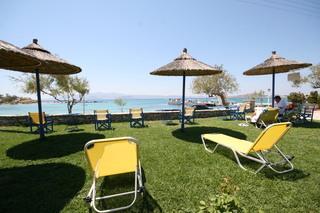 Pauschalreise Hotel Naxos (Kykladen), Agia Anna Hotel in Agia Anna  ab Flughafen