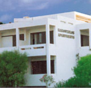 Pauschalreise Hotel Griechenland, Kos, Mamouzelos Hotel Apts in Kardamena  ab Flughafen