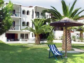 Pauschalreise Hotel Griechenland, Thassos, Esperides Hotel in Glikadi  ab Flughafen