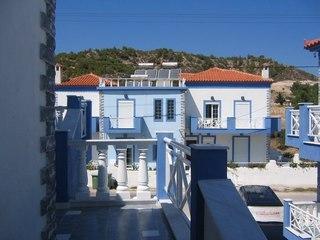 Pauschalreise Hotel Griechenland,     Lesbos,     Aphrodite Beach Hotel in Vatera