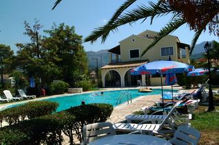 Pauschalreise Hotel Griechenland,     Korfu,     Thinali Gardens in Acharavi
