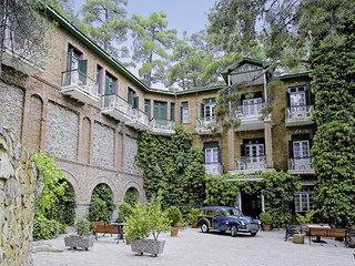 Last MInute Reise Zypern,     Zypern Süd (griechischer Teil),     New Helvetia (3   Sterne Hotel  Hotel ) in Platres
