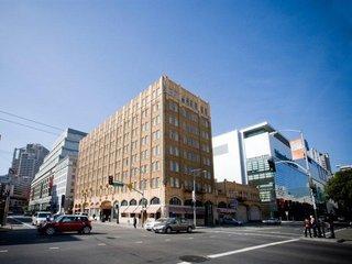 Pauschalreise Hotel USA, Kalifornien, The Pickwick Hotel in San Francisco  ab Flughafen