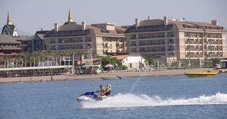 Luxus Hideaway Hotel Türkische Riviera, Crystal Family Resort & Spa in Belek  ab Flughafen Linz