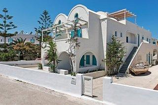 Pauschalreise Hotel Griechenland, Santorin, Nissia Apartments in Kamari  ab Flughafen