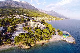 Pauschalreise Hotel Kroatien, Kroatien - weitere Angebote, Bluesun Hotel Soline in Brela  ab Flughafen Düsseldorf