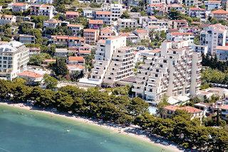 Pauschalreise Hotel Kroatien, Kroatien - weitere Angebote, Meteor in Makarska  ab Flughafen Düsseldorf