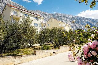 Pauschalreise Hotel Kroatien, Kroatien - weitere Angebote, Apartments Ivana in Baska Voda  ab Flughafen Düsseldorf