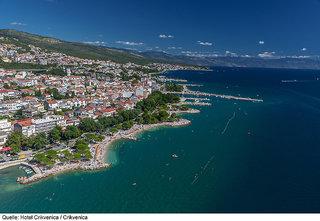Pauschalreise Hotel Kroatien, Kroatien - weitere Angebote, Hotel Crikvenica in Crikvenica  ab Flughafen Bruessel