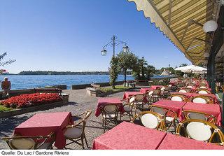 Pauschalreise Hotel Gardasee & Oberitalienische Seen, Du Lac in Gardone Riviera  ab Flughafen Basel