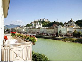 Pauschalreise Hotel Salzburger Land, Hotel Sacher Salzburg in Salzburg  ab Flughafen Berlin-Tegel