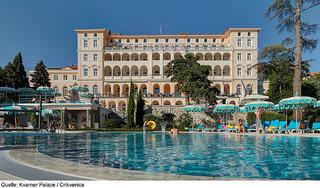 Pauschalreise Hotel Kroatien - weitere Angebote, Hotel Kvarner Palace in Crikvenica  ab Flughafen Bruessel