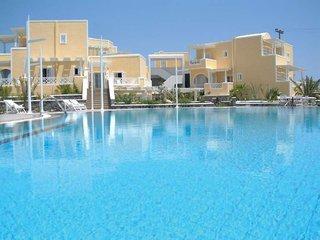 Pauschalreise Hotel Griechenland, Santorin, Orizontes Hotel & Villas in Pyrgos Kallistis  ab Flughafen