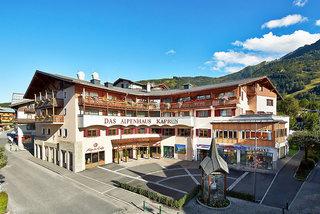 Pauschalreise Hotel Österreich, Salzburger Land, Das Alpenhaus Kaprun in Kaprun  ab Flughafen Berlin-Tegel