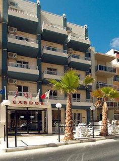 Pauschalreise Hotel Malta, Malta, Cardor Holiday Complex in Qawra  ab Flughafen Bremen