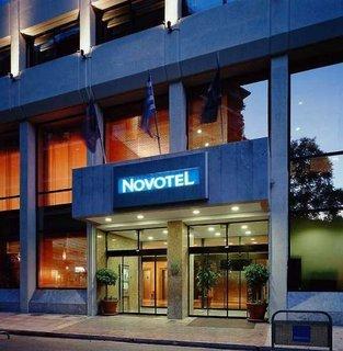 Pauschalreise Hotel Griechenland, Athen & Umgebung, Novotel Athenes in Athen  ab Flughafen Berlin-Schönefeld