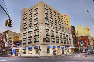 Pauschalreise Hotel USA, New York & New Jersey, Best Western Bowery Hanbee Hotel in New York City  ab Flughafen Basel