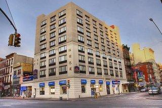 Pauschalreise Hotel USA, New York & New Jersey, Best Western Bowery Hanbee Hotel in New York City  ab Flughafen Berlin-Tegel