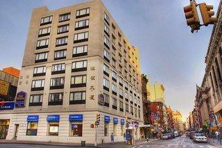 Pauschalreise Hotel USA, New York & New Jersey, Best Western Bowery Hanbee Hotel in New York City  ab Flughafen Bruessel