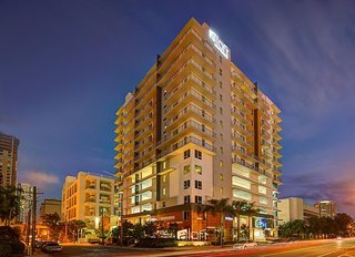 Pauschalreise Hotel USA, Florida -  Ostküste, Aloft Miami - Brickell in Miami  ab Flughafen Amsterdam