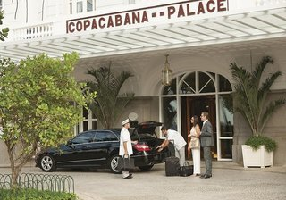 Pauschalreise Hotel Brasilien, Brasilien - weitere Angebote, Belmond Copacabana Palace in Rio de Janeiro  ab Flughafen Basel