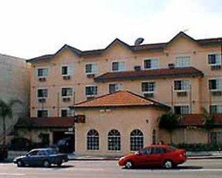 Pauschalreise Hotel USA, Kalifornien, Avenue Hotel in Los Angeles  ab Flughafen Bruessel