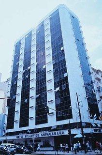 Pauschalreise Hotel Brasilien, Brasilien - weitere Angebote, Atlantico Copacabana in Rio de Janeiro  ab Flughafen Bruessel