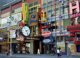 Pauschalreise Hotel USA, New York & New Jersey, Hilton Times Square in New York City  ab Flughafen Bremen