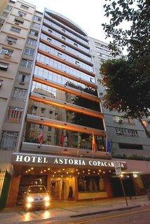 Pauschalreise Hotel Brasilien, Brasilien - weitere Angebote, Astoria Copacabana in Rio de Janeiro  ab Flughafen Basel