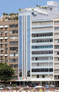 Pauschalreise Hotel Brasilien, Brasilien - weitere Angebote, Orla Copacabana Hotel in Rio de Janeiro  ab Flughafen Berlin-Tegel