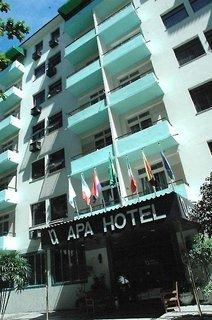 Pauschalreise Hotel Brasilien, Brasilien - weitere Angebote, Apa in Rio de Janeiro  ab Flughafen Bruessel