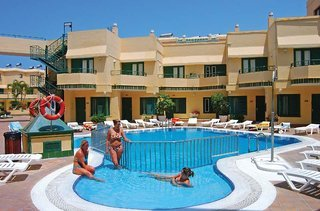 Pauschalreise Hotel Spanien, Teneriffa, Barranco Bungalows in Arona  ab Flughafen Erfurt