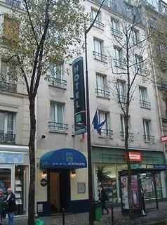 Pauschalreise Hotel Frankreich,     Paris & Umgebung,     Les Jardins de Montmartre in Paris