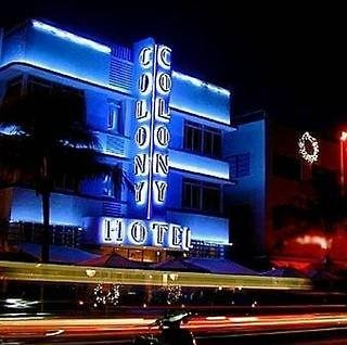 Pauschalreise Hotel USA, Florida -  Ostküste, The Colony Hotel in Miami Beach  ab Flughafen Amsterdam