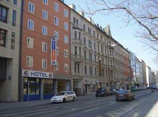 Pauschalreise Hotel Deutschland, Städte Süd, A&O München Hauptbahnhof in München  ab Flughafen Bruessel