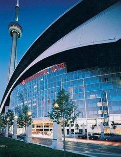 Pauschalreise Hotel Kanada, Toronto & Umgebung, Toronto Marriott City Centre Hotel in Toronto  ab Flughafen Berlin-Tegel