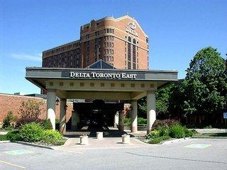 Pauschalreise Hotel Kanada, Toronto & Umgebung, Delta Hotels Toronto East in Toronto  ab Flughafen