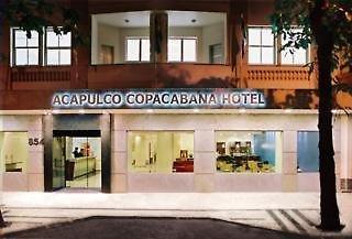 Pauschalreise Hotel Brasilien, Brasilien - weitere Angebote, Acapulco Copacabana in Rio de Janeiro  ab Flughafen Bruessel