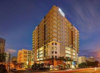 Pauschalreise Hotel USA, Florida -  Ostküste, Aloft Miami - Brickell in Miami  ab Flughafen Bremen
