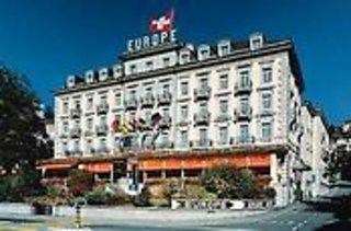 Pauschalreise Hotel Luzern Stadt & Kanton, Grand Europe in Luzern  ab Flughafen Berlin-Tegel