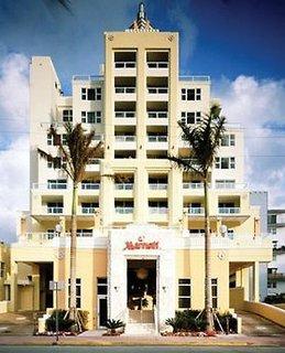 Pauschalreise Hotel USA, Florida -  Ostküste, Marriott Stanton South Beach in Miami Beach  ab Flughafen Bremen
