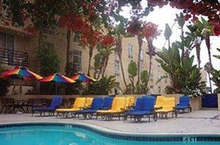 Pauschalreise Hotel USA, Kalifornien, Ramada Plaza West Hollywood in West Hollywood  ab Flughafen Amsterdam