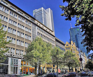 Pauschalreise Hotel Deutschland, Städte West, Mercure Kaiserhof Frankfurt City Center in Frankfurt am Main  ab Flughafen Amsterdam