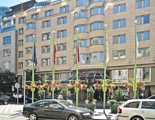 Pauschalreise Hotel Tschechische Republik, Tschechische Republik - Prag & Umgebung, Prague Marriott Hotel in Prag  ab Flughafen Bremen