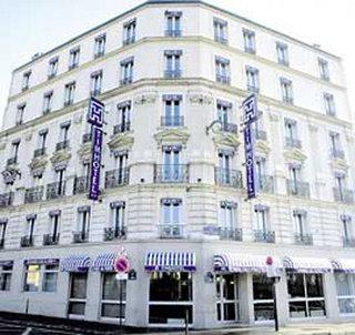 Pauschalreise Hotel Frankreich, Paris & Umgebung, Hotel At Gare du Nord in Paris  ab Flughafen Berlin-Schönefeld