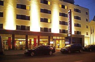 Pauschalreise Hotel Deutschland, Städte West, Holiday Inn Express Frankfurt - Messe in Frankfurt am Main  ab Flughafen Amsterdam