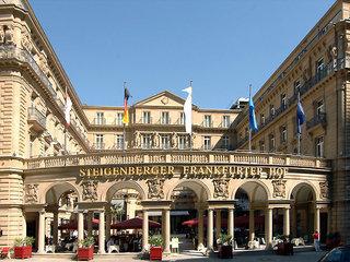 Pauschalreise Hotel Deutschland, Städte West, Steigenberger Frankfurter Hof in Frankfurt am Main  ab Flughafen Amsterdam